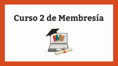 Curso de prueba 2 - membresía